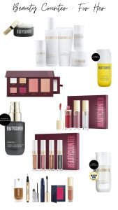 Beauty Counter Gift Guide