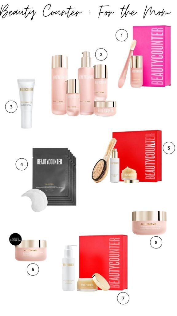 Beauty Counter Gift Guide for the Mom