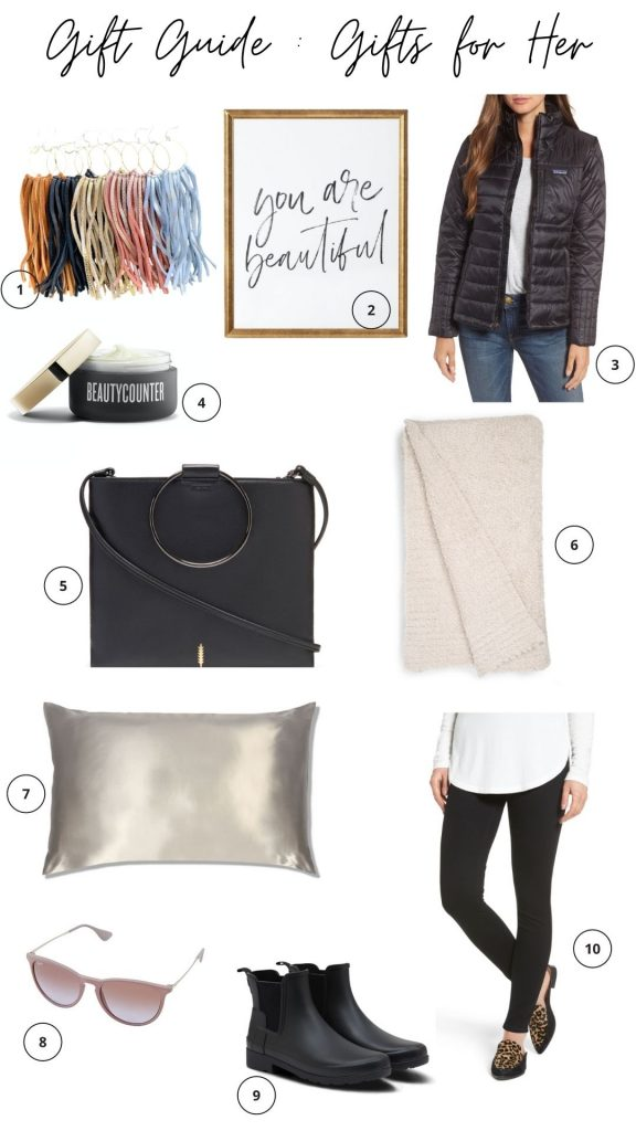 Gift Guide Gifts for Her