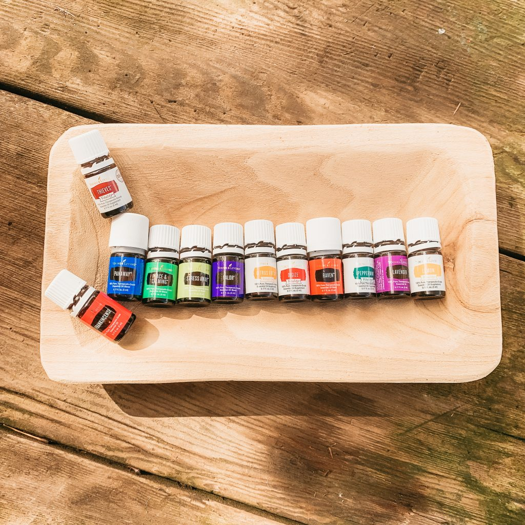 Young Living Starter Kit Essential Oils