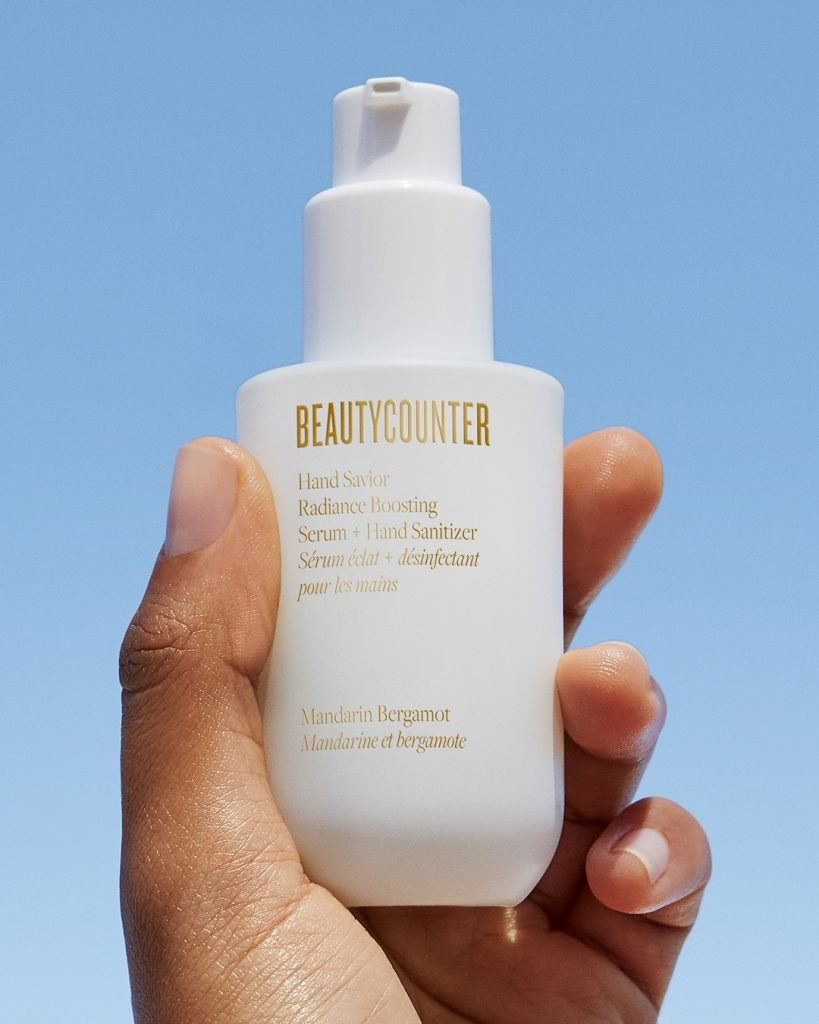 BeautyCounter hand savior