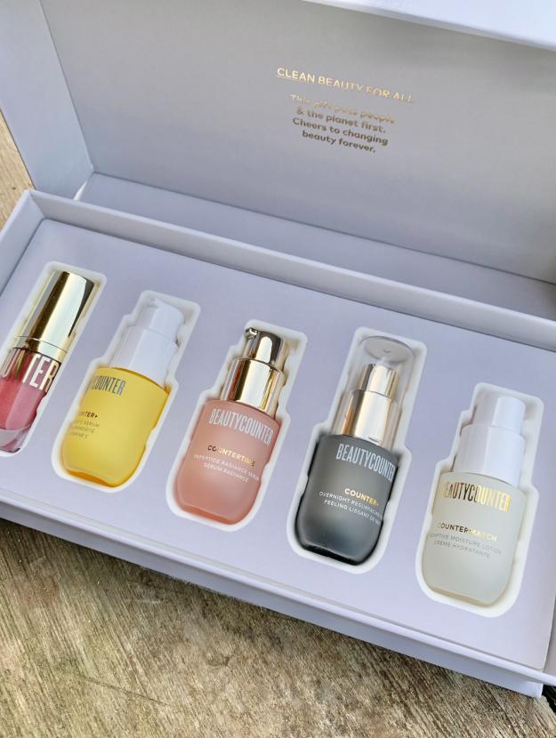 Beautycounter Best In Clean Heroes Gift Set